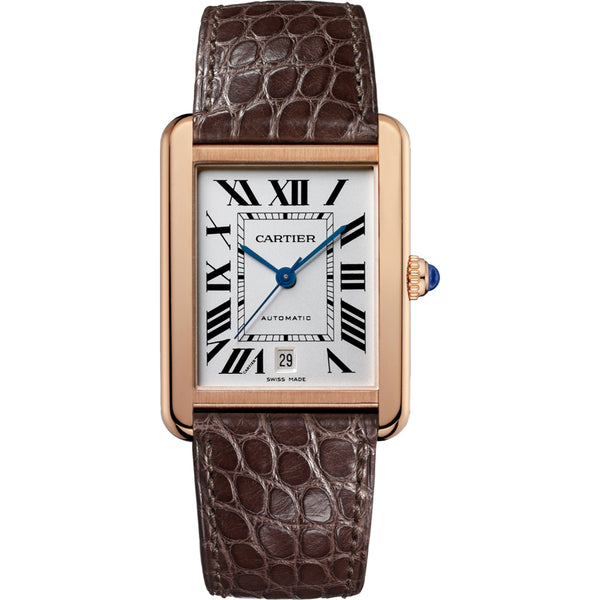 Cartier Tank Solo watch, extra-large model W5200026