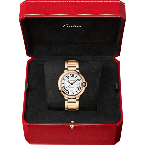 Ballon Bleu de Cartier watch 36 mm W69004Z2