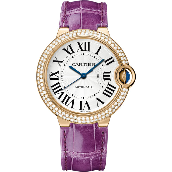 Ballon Bleu de Cartier watch, 36 mm WE900551