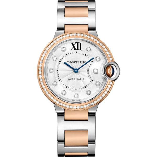 Ballon Bleu de Cartier watch, 36mm WE902078