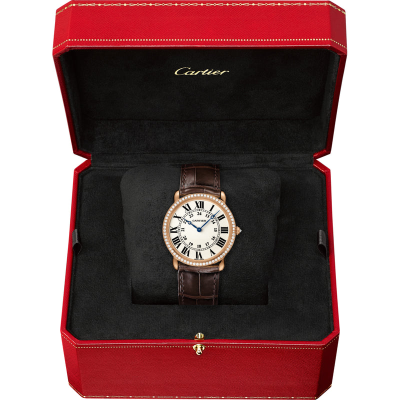 Ronde Louis Cartier watch, large model WR000651