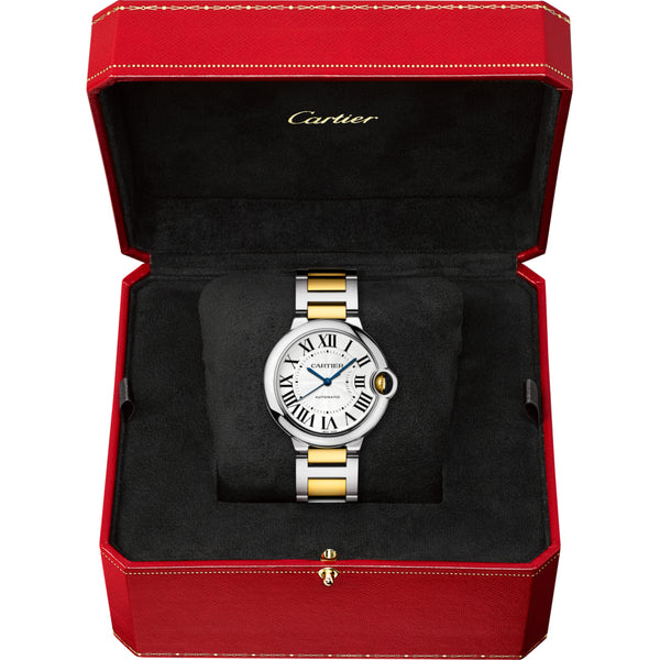 Ballon Bleu de Cartier watch, 36 mm W6920047