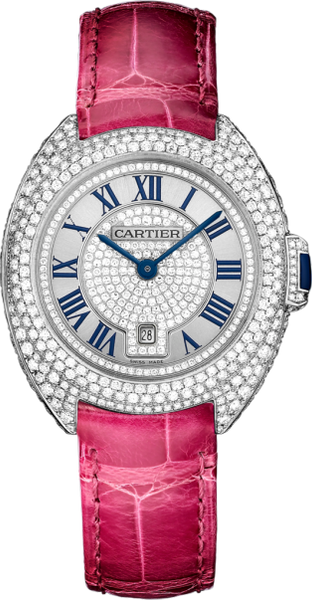 Clé de Cartier watch WJCL0017