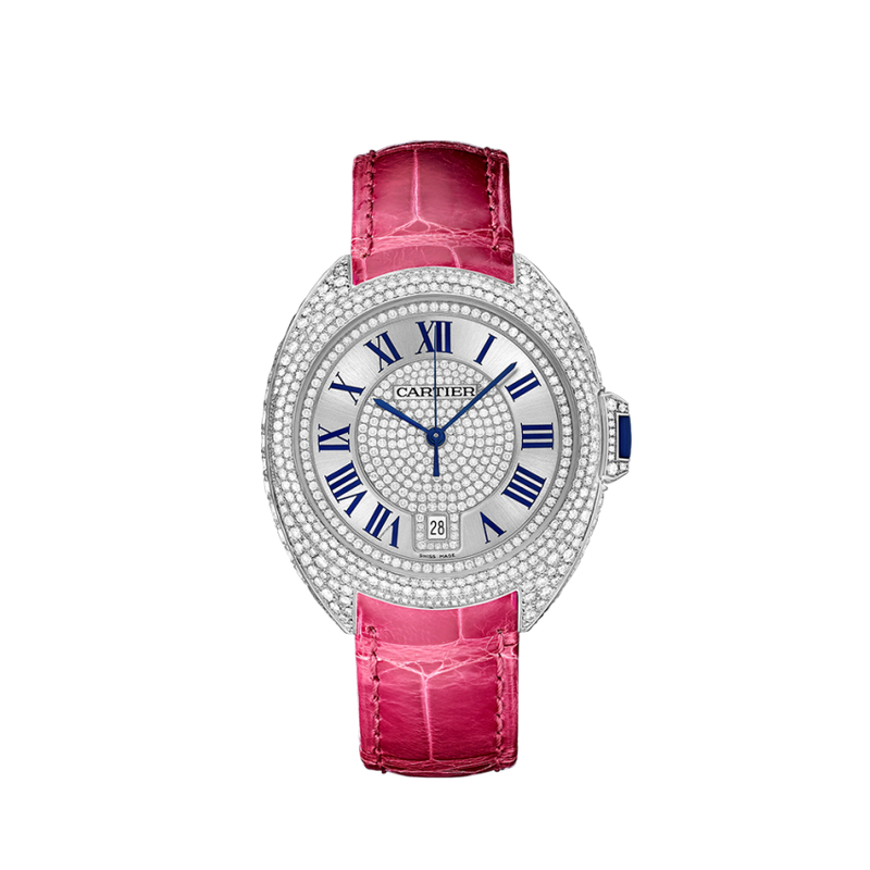 Clé de Cartier Watch WJCL0019