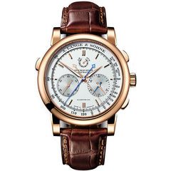 A. Lange & Söhne Double Split 18k Rose 404.032