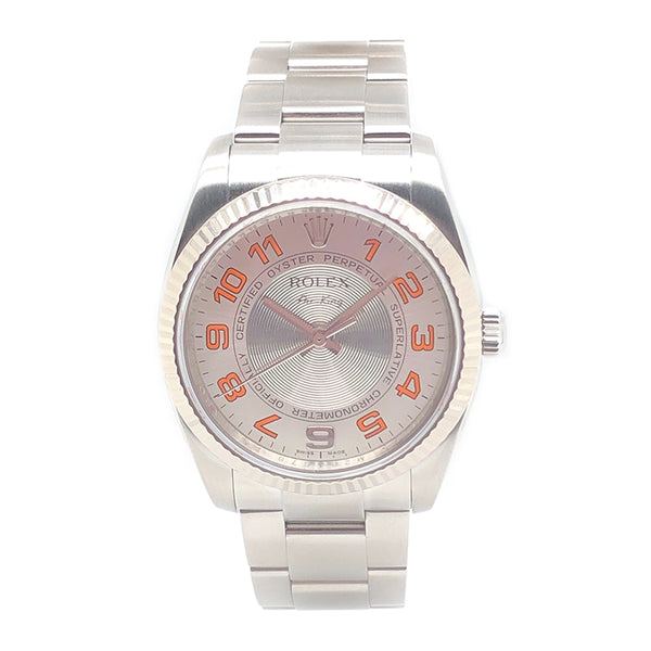 Rolex Oyster Perpetual Air-King 34MM Steel 114200 - Pre-Owned