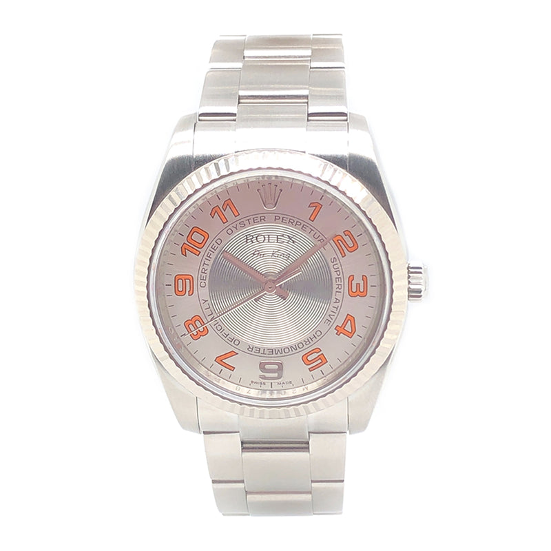 Rolex Oyster Perpetual Air King 34MM Steel 114200 - Pre-Owned