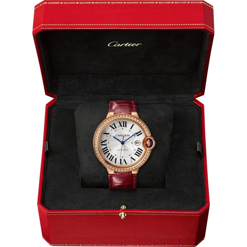 Ballon Bleu de Cartier watch WJBB0035