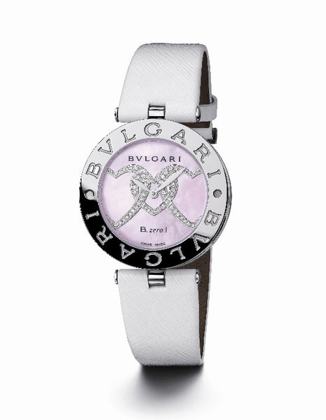 Bulgari B.Zero1 Steel Ladies Watch 101766