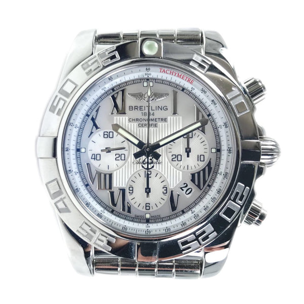 Breitling Chronomat B01 Stainless Steel AB011012/A691- Certified Pre-Owned