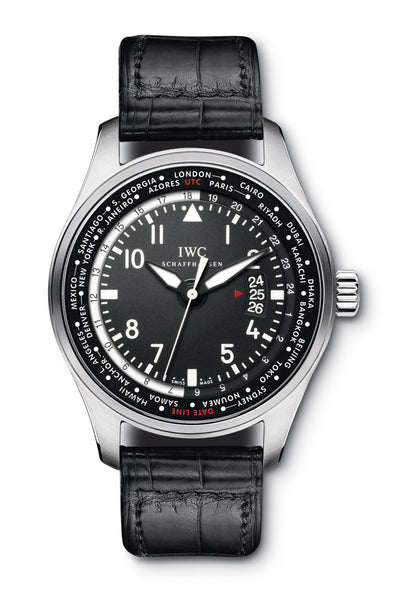 IWC Pilot's Watch Worldtimer IW326201