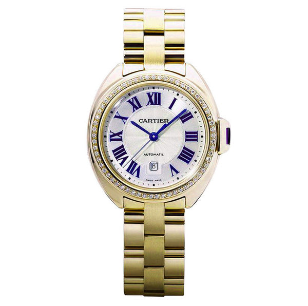 Clé de Cartier Watch WJCL0023