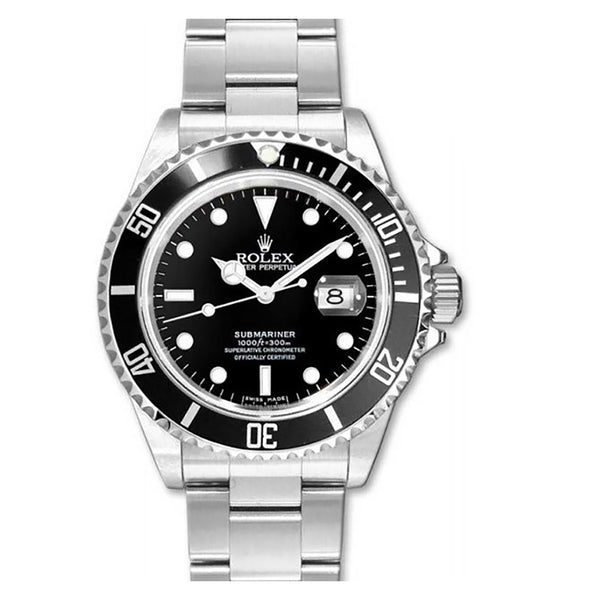 Coming Soon - Rolex Submariner Date 40MM 16610 - Pre-Owned