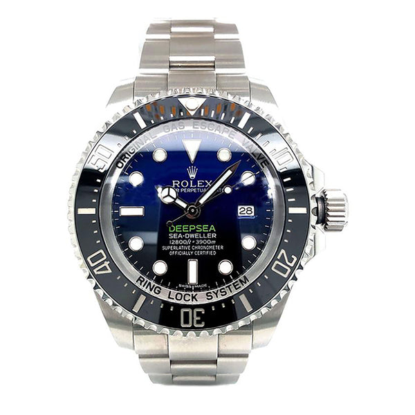 Preowned Rolex James Cameron Deep Sea Sea-Dweller 116660