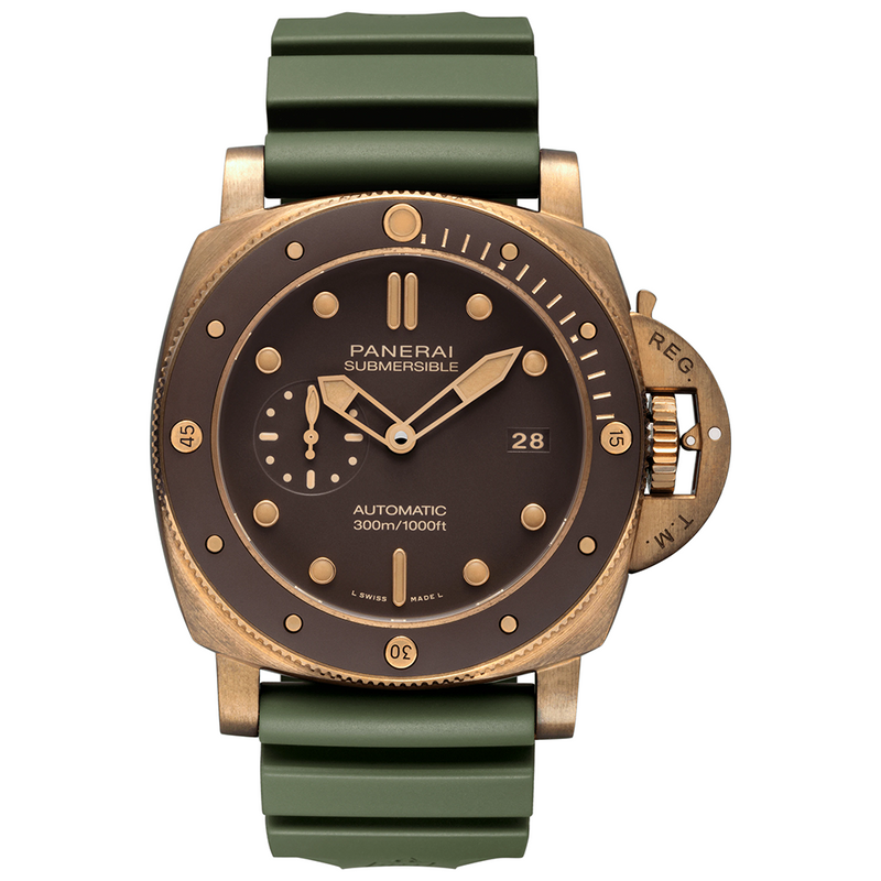 Panerai Submersible Bronzo - 47mm PAM00968
