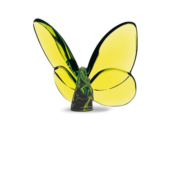 Green Lucky Butterfly