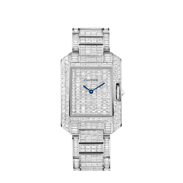 Cartier Tank Anglaise Watch, Large Model HPI00585