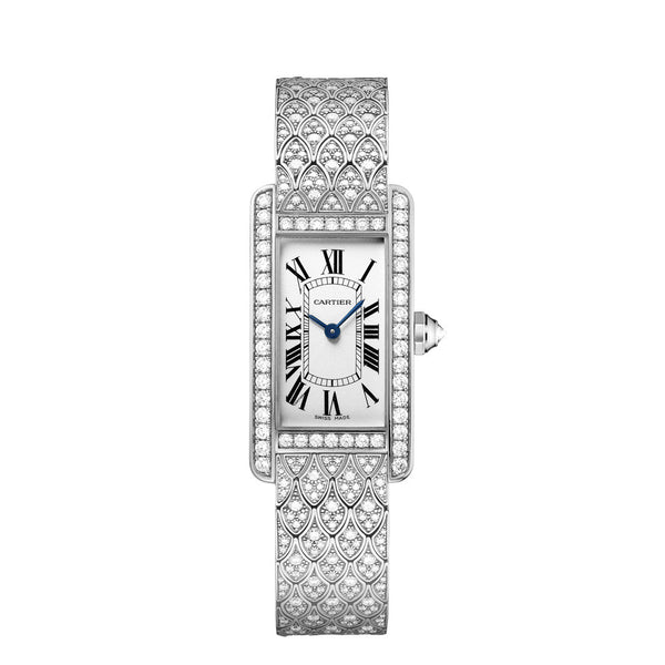 Cartier Tank Americaine Watch, Small Model HPI00620