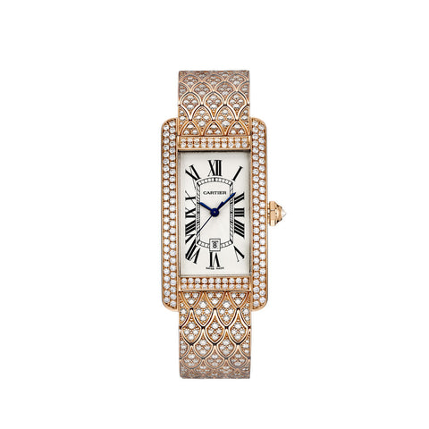 Cartier Tank Americaine Watch, Medium Model HPI00621