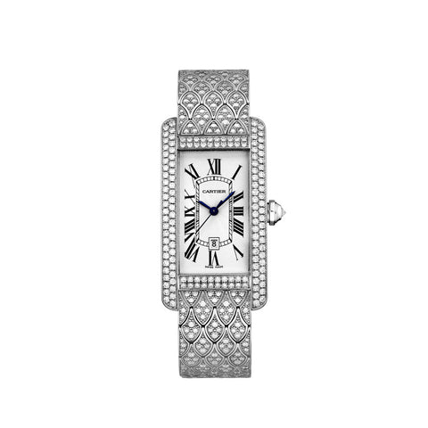 Cartier Tank Americaine Watch, Medium Model HPI00622
