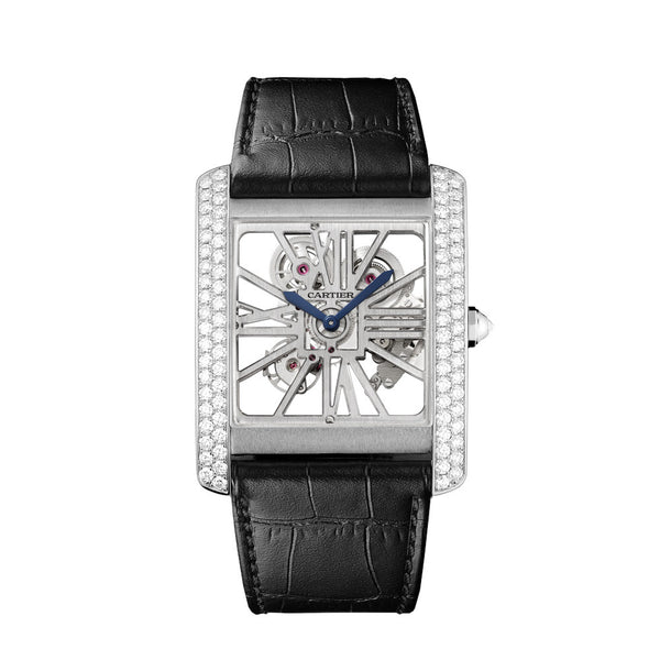 Cartier Tank MC Skeleton Watch HPI00634