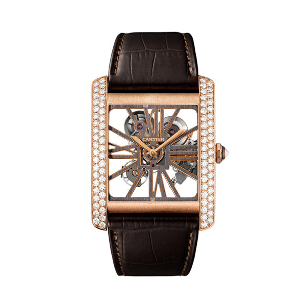 Cartier Tank MC Skeleton Watch HPI00715
