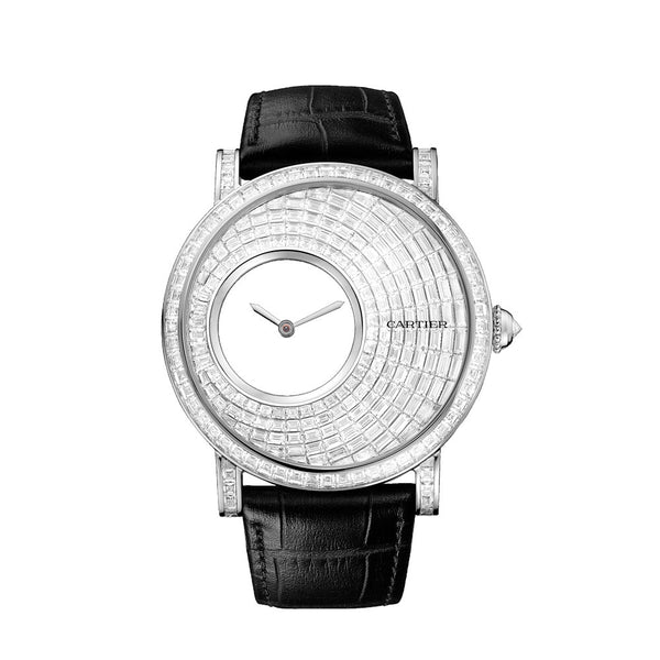 Rotonde de Cartier Mysterious Hours Watch HPI00889