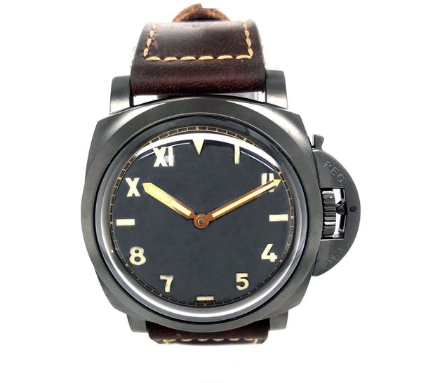 Panerai Luminor 47MM Cali Dial Manual PAM00629 - Certified Pre-Owned