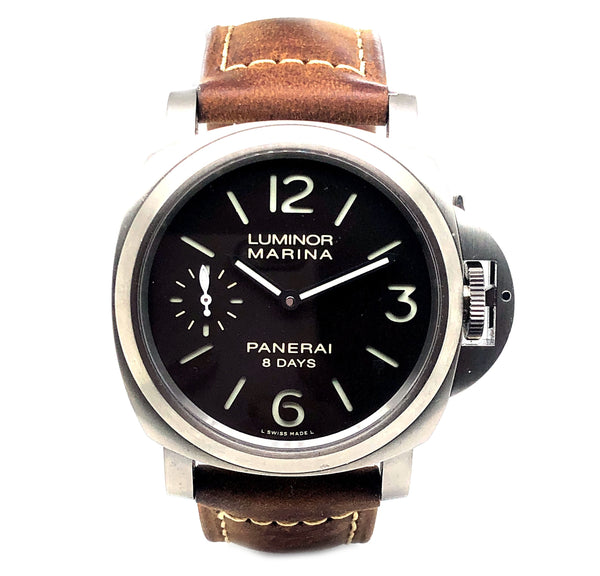Panerai Luminor Base 8 Days Titano 44mm PAM00562 - Certified Pre-Owned