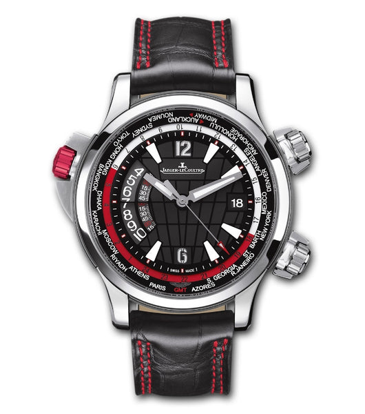 Jaeger-LeCoultre Master Compressor Extreme W-Alarm Aston Martin 177847N