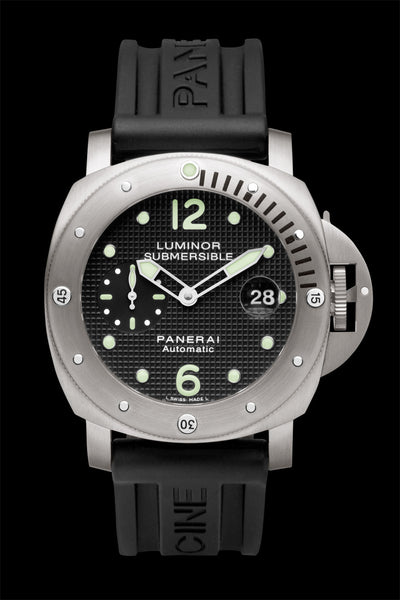 Panerai Luminor Submersible 44mm Titanium PAM00025