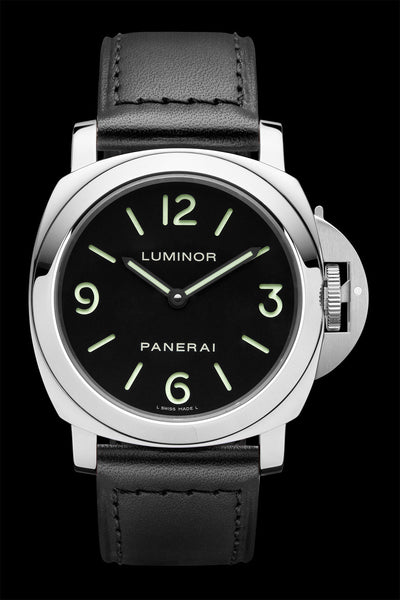 Panerai Luminor Base 44mm Steel PAM00112