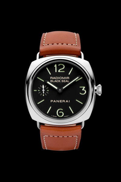Panerai Radiomir Blackseal 45mm Steel Watch PAM00183