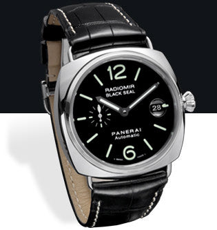 Panerai Radiomir Blackseal 45mm Steel Watch PAM00287