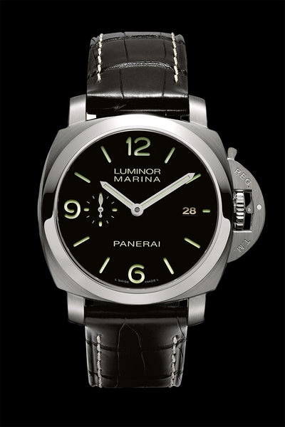 Panerai Luminor 1950 3 Days Automatic 44mm Steel Watch PAM00312