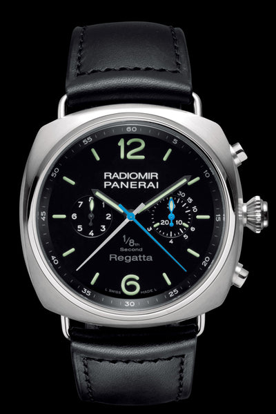 Special Edition 2010 Radiomir Regatta one/eighth second Titanio 47mm