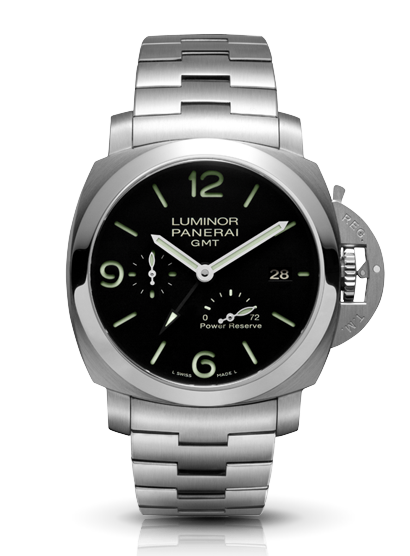 Panerai Luminor 1950 3 Days GMT Power Reserve - 44mm PAM00347