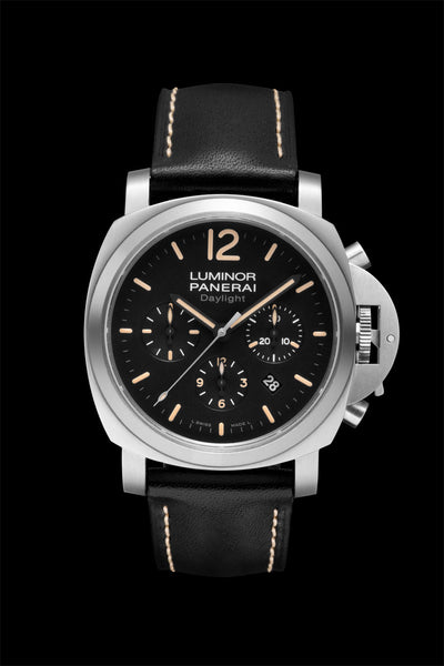 Panerai Luminor Chrono Daylight - 44mm PAM00356