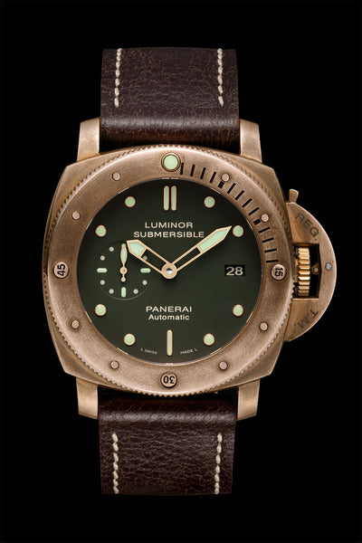 Special Edition 2011 Luminor Submersible 1950 3 Days Automatic Bronzo 47mm Pam00382