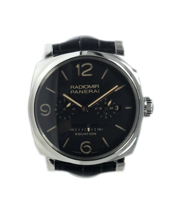 Panerai Radiomir Equation of Time 8 Days PAM00516 - Certified Pre-Owned
