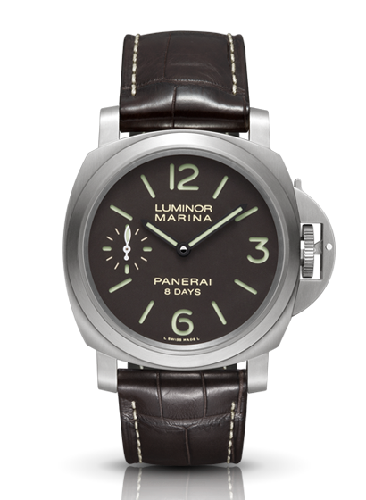Panerai Luminor Marina 8 Days Titanio PAM00564