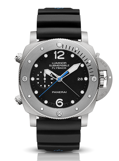Panerai Luminor Submersible 1950 Chrono Flyback Titanio PAM00614 SIHH 2015