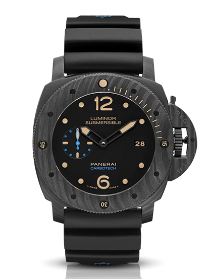 Panerai Luminor Submersible 1950 Carbotech PAM00616 SIHH 2015