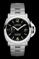 Panerai Luminor Marina Automatic 40mm Steel Watch PAM00298