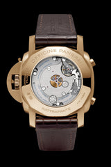 Panerai Luminor 1950 8 Days Rattrapante 47mm 18k Watch PAM00319