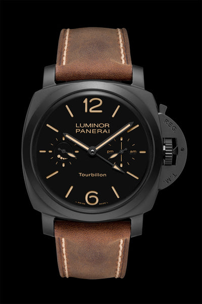 Panerai Luminor 1950 Tourbillon GMT Ceramica - 48mm PAM00396