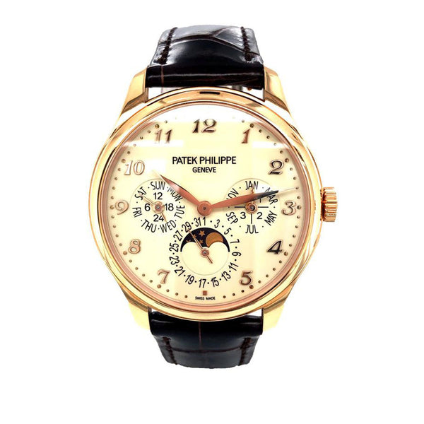 Patek Philippe Grand Complications Perpetual Calendar 39MM 18KT Rose Gold 5327R-001