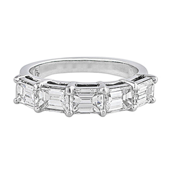 Riviera Platinum Diamond Band