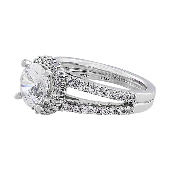 Bella Vita Diamond Ring, Ritani