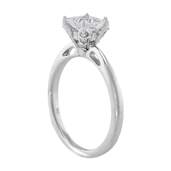 Ritani Diamond Solitaire Ring